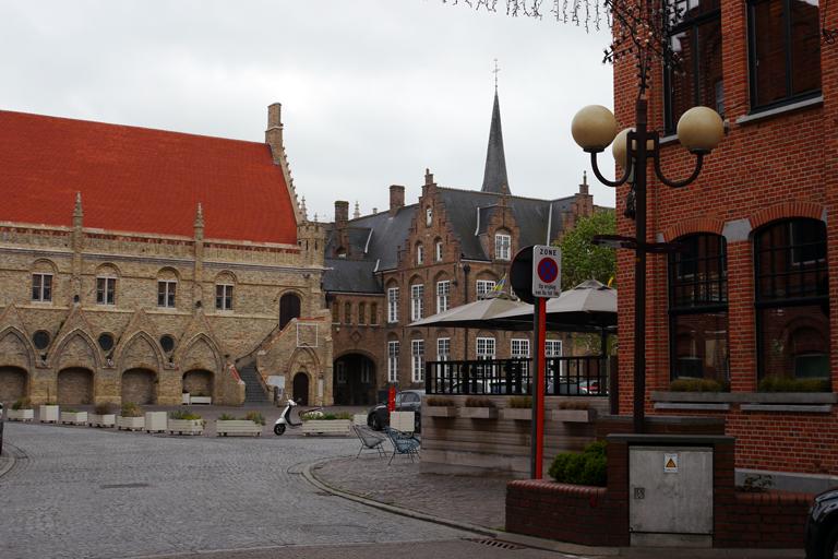 Stadtansicht Nieuwpoort