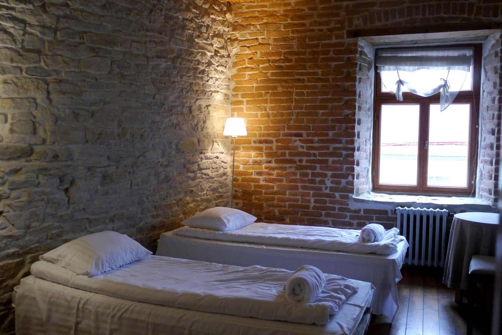 Beguta Guest House in Haapsalu, Estland.