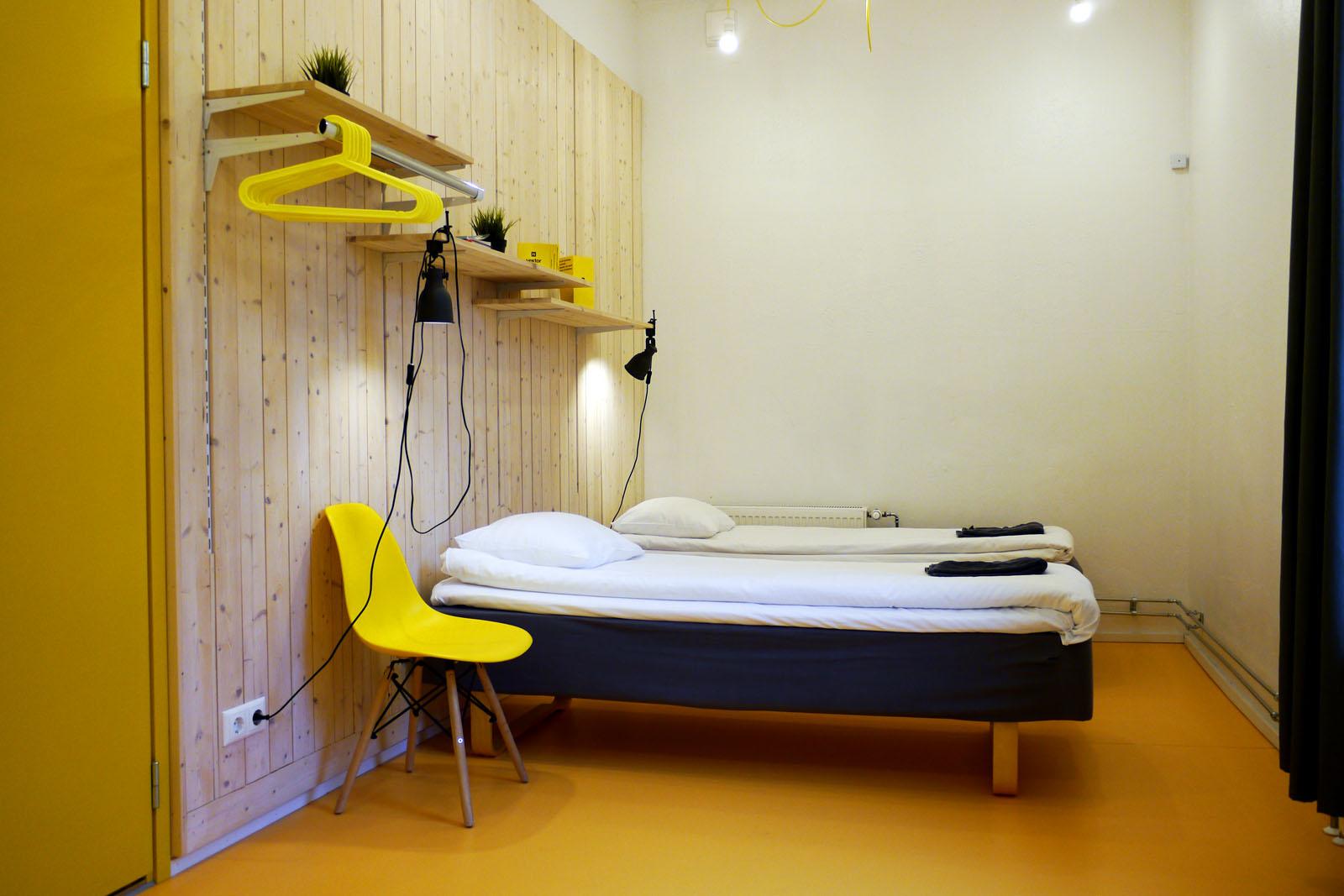Hektor Design Hostel in Tartu, Estland.