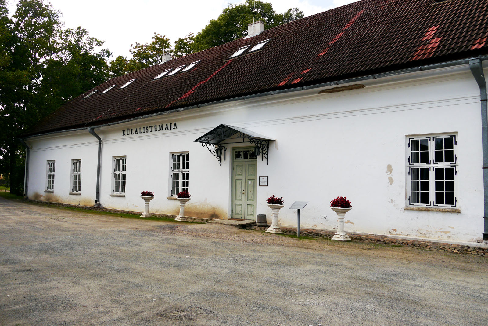 Palmse Manor Guesthouse im Lahemaa Nationalpark, Estland