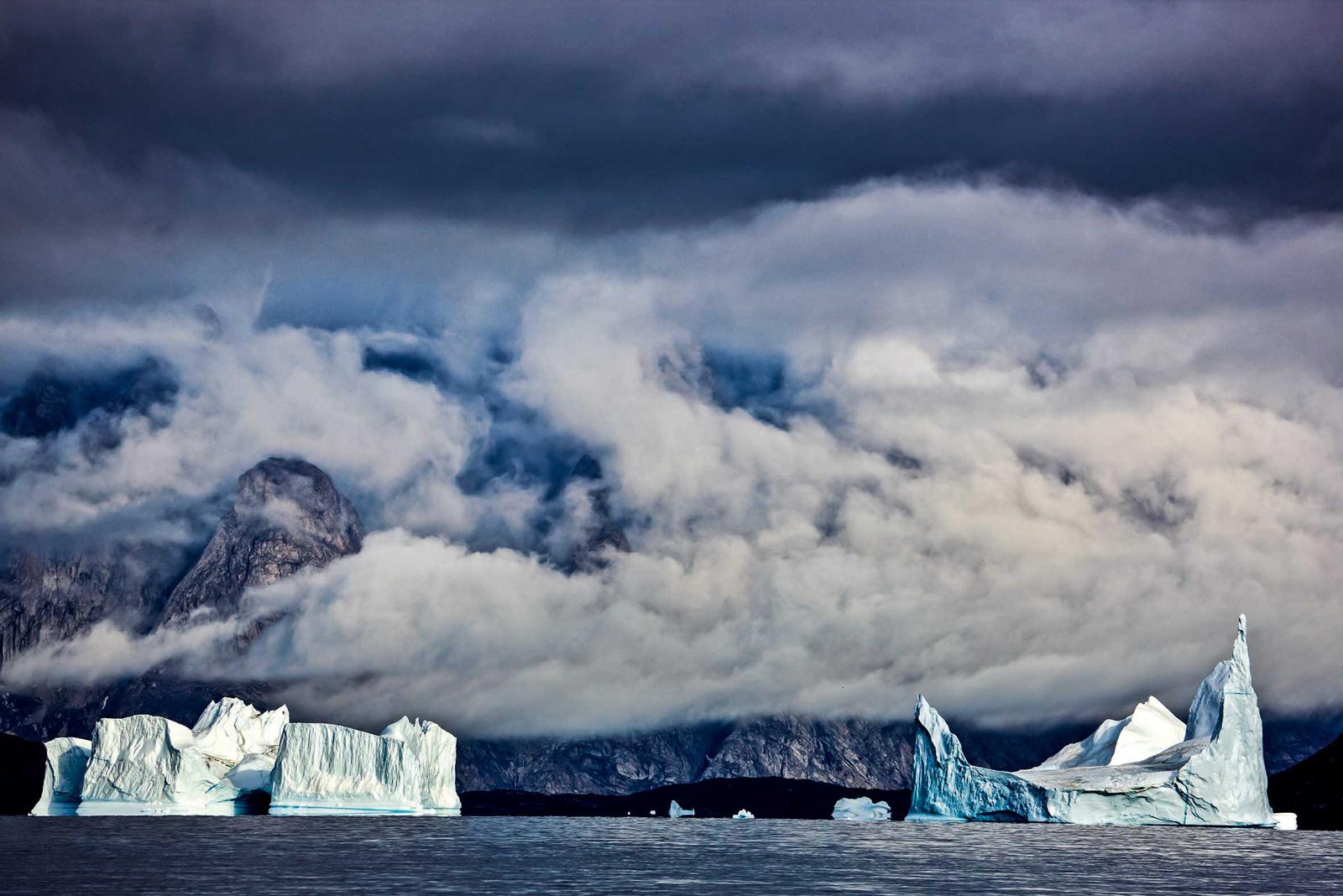 Grönland - Unterwegs im Scoresbysund, dem längsten Fjordsystem der Welt. © Bernd Römmelt/ Knesebeck Verlag