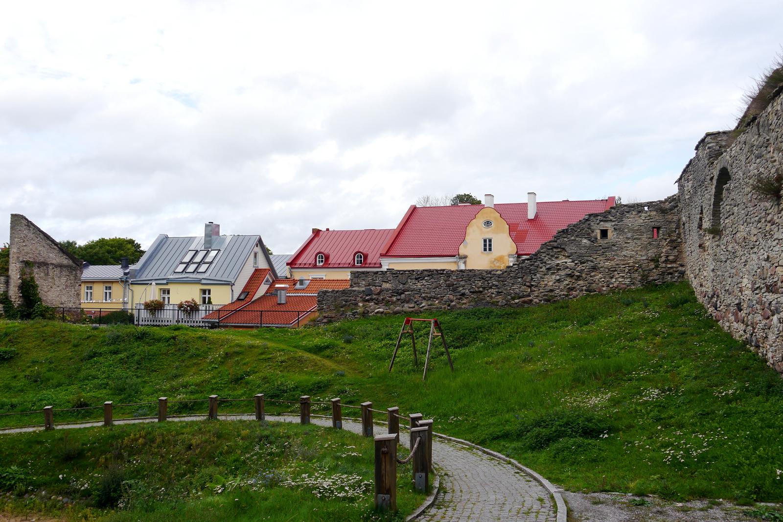 Haapsalu-Bischofsburg-Estland