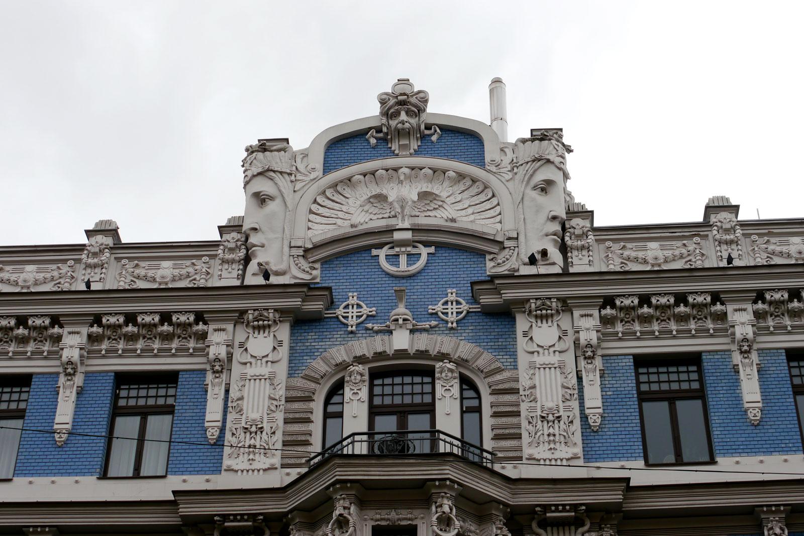 Riga Jugendstil Lettland