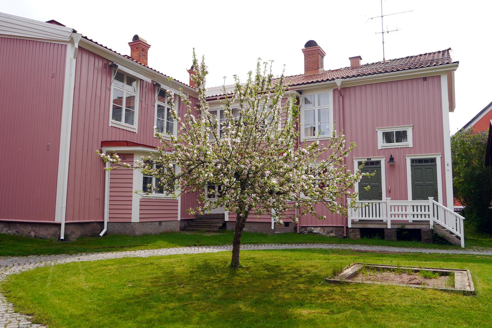 Eksjö-Smaland-Schweden-Gamla Stan-Altstadt-4