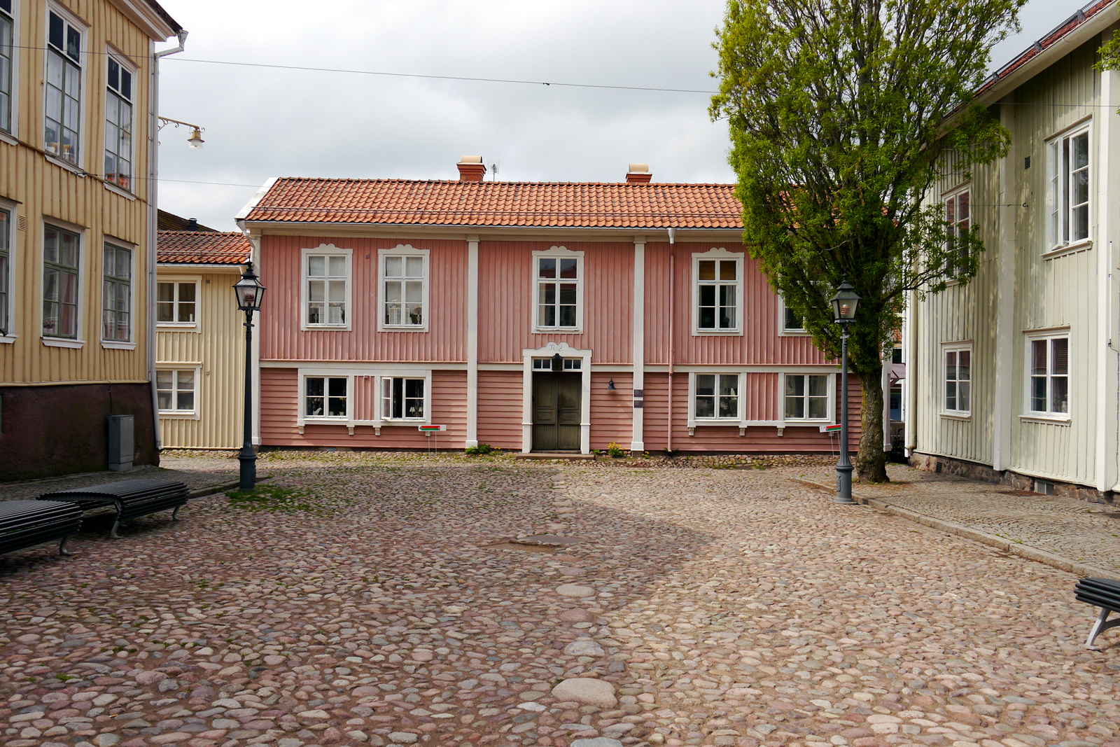Eksjö-Smaland-Schweden-Gamla Stan-Altstadt-5