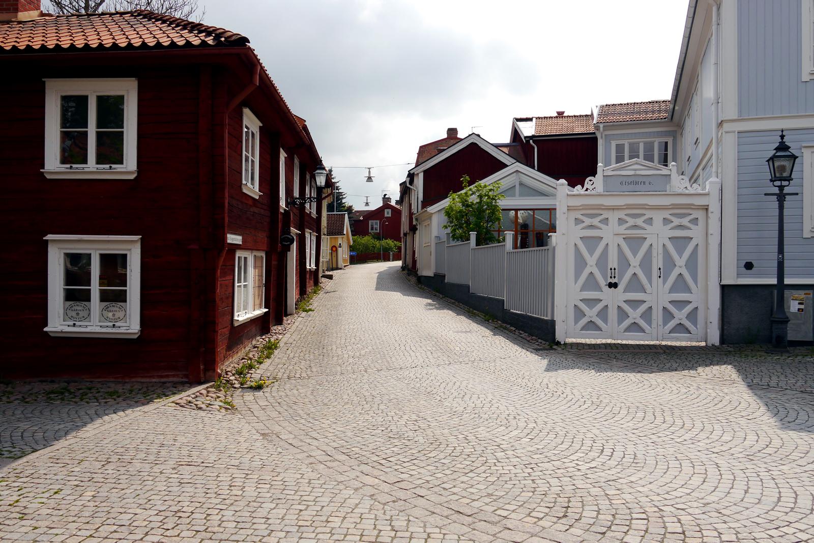 Eksjö-Smaland-Schweden-Gamla Stan-Altstadt-6