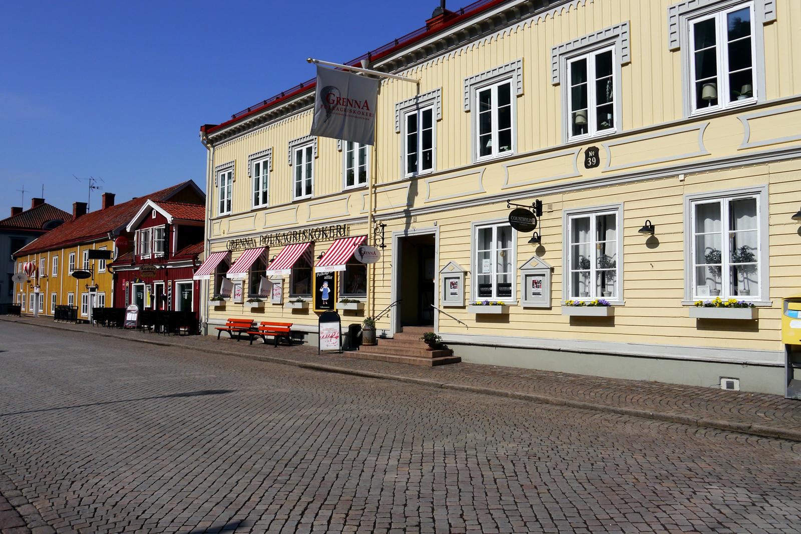 Gränna-Polkagrisar-Smaland-Schweden