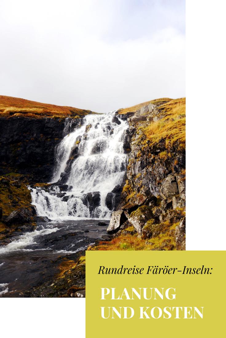 Faroer Inseln-Rundreise-Planung-Kosten