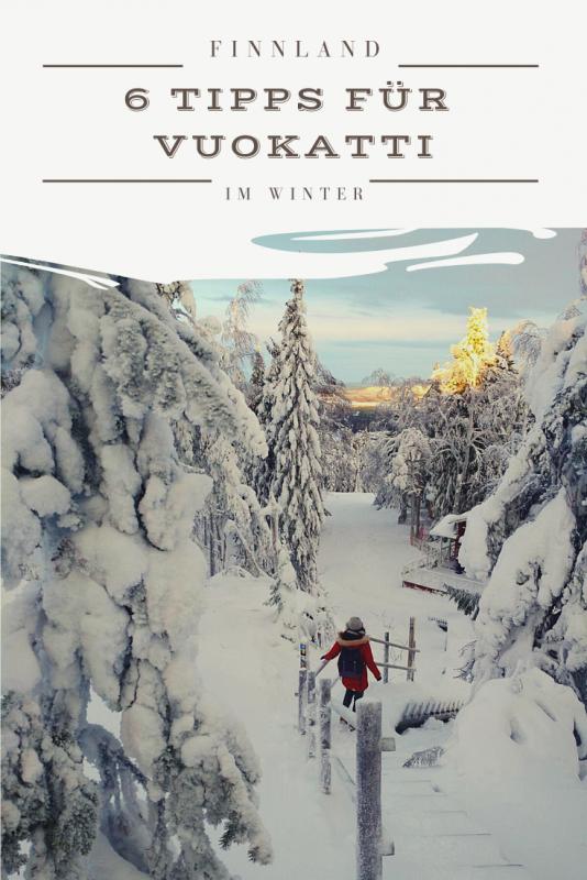 Finnland im Winter-6 Tipps für Vuokatti