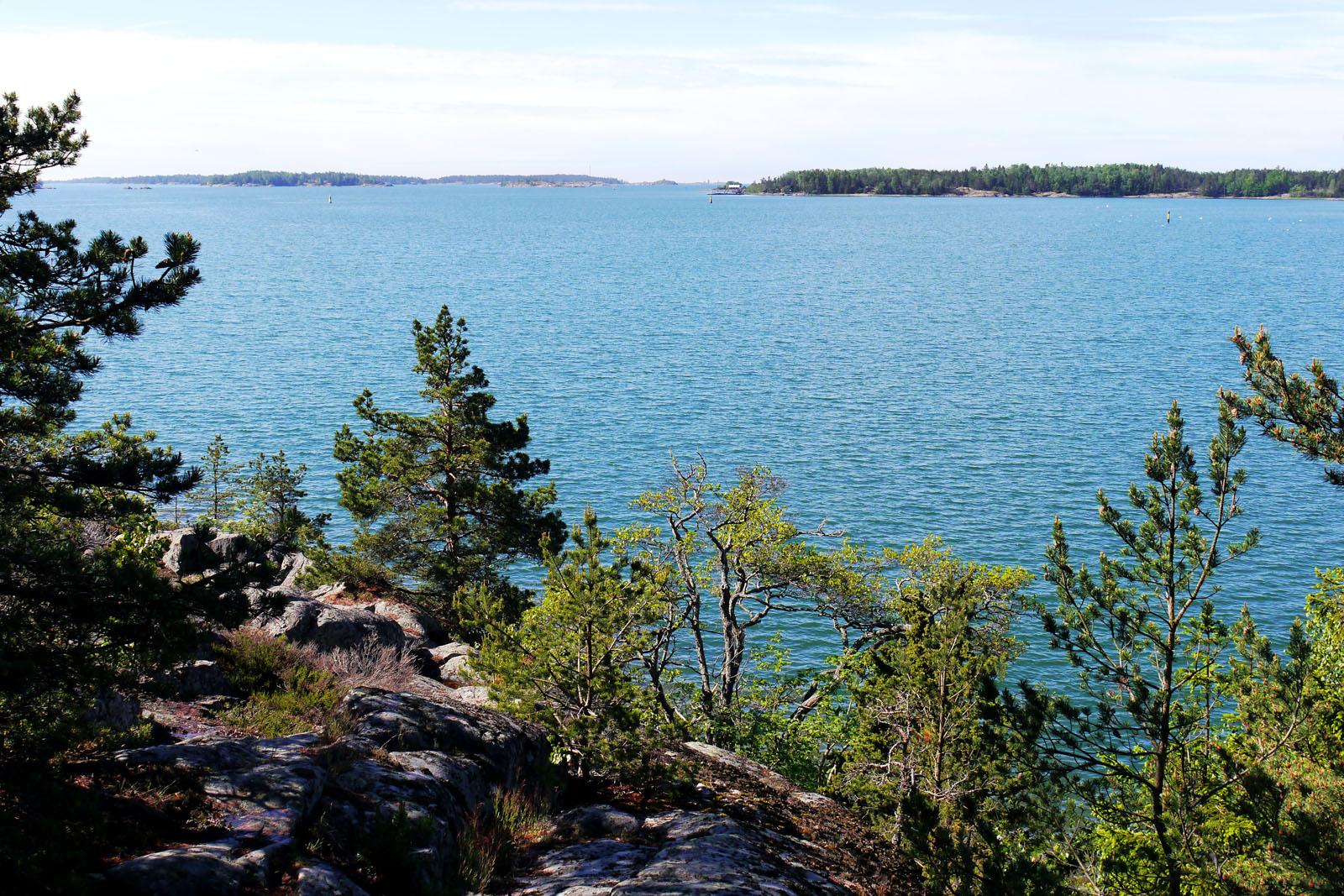Aland Inseln-Mariehamn-Naturtrail-Ostsee