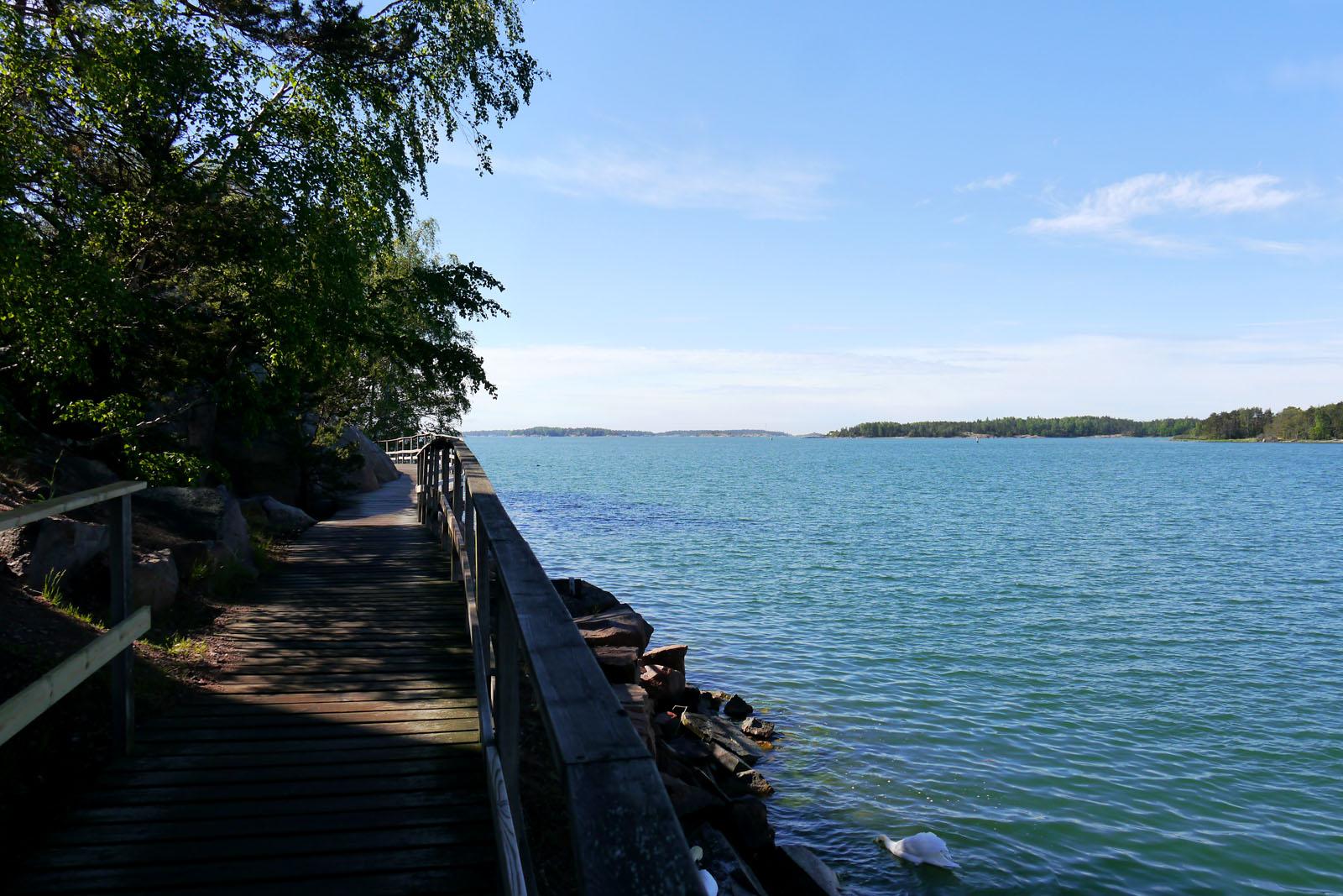 Aland Inseln-Mariehamn-Naturtrail