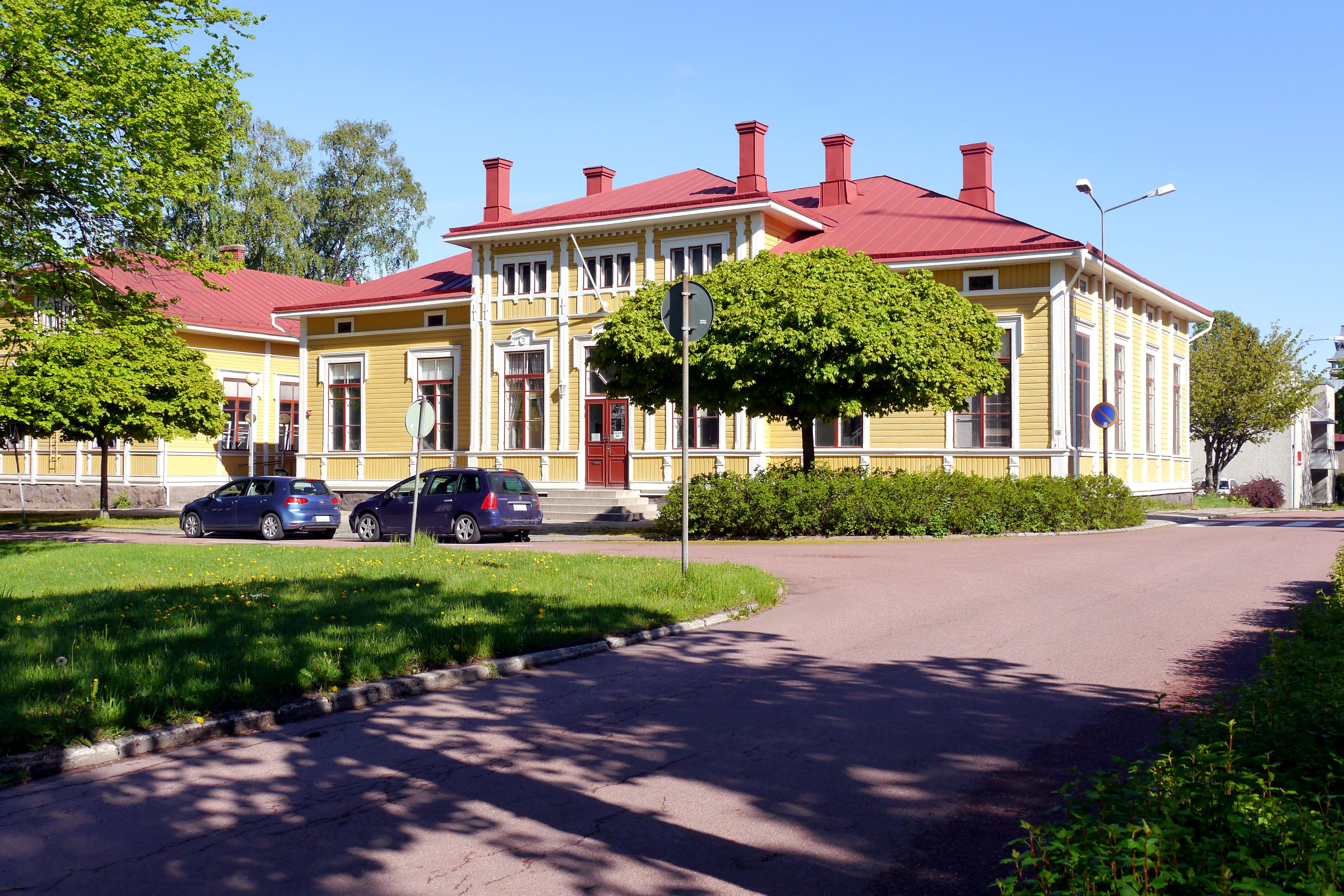 Mariehamn-Aland Inseln