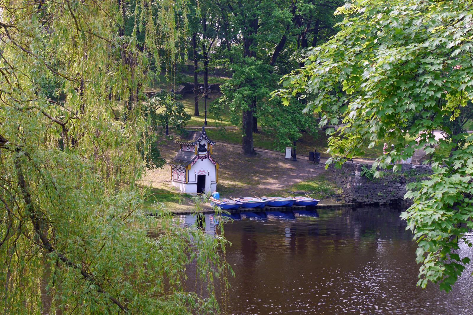 Riga-Pilseta Kanals-Lettland