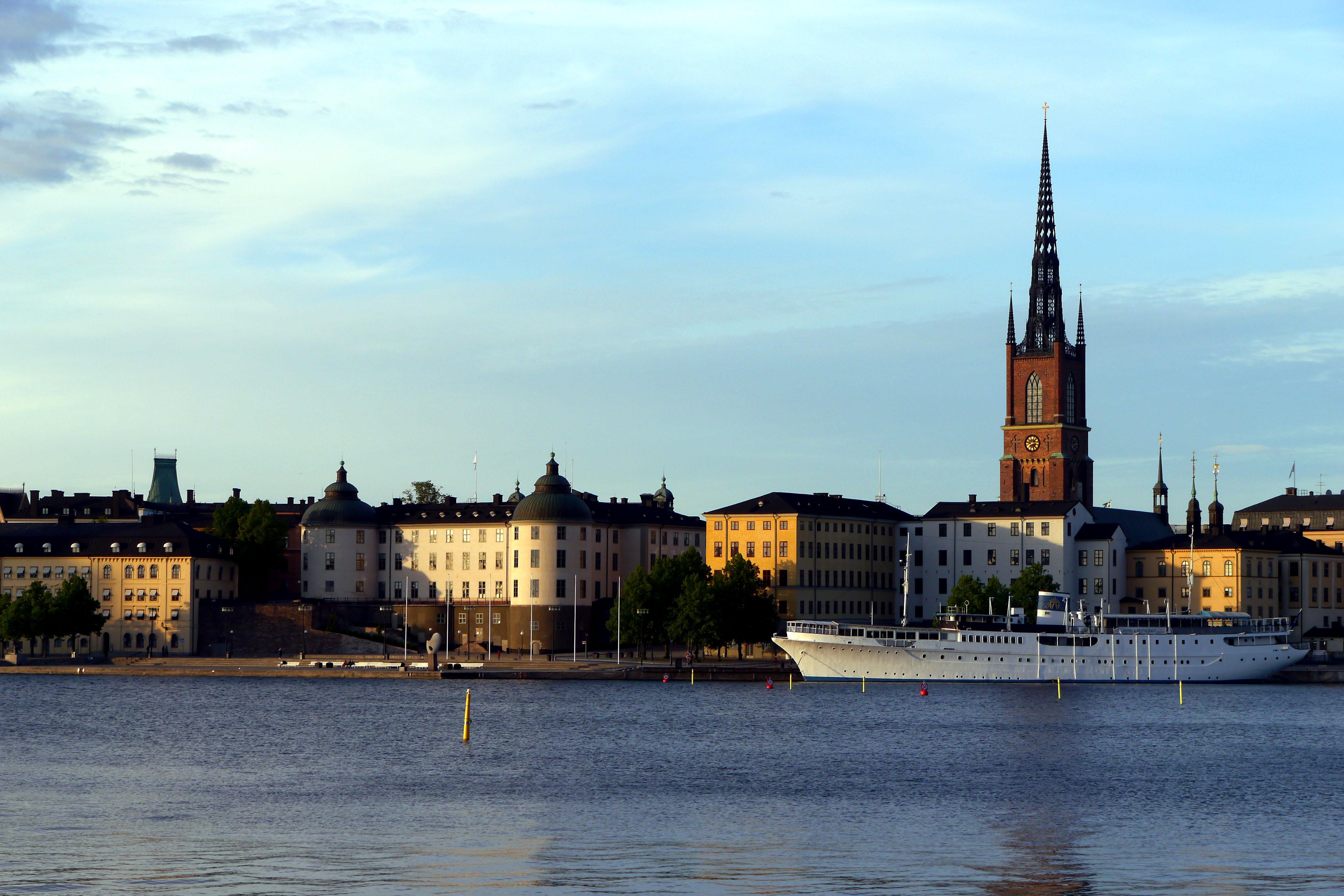 Stockholm-Riddarholmen-Schweden