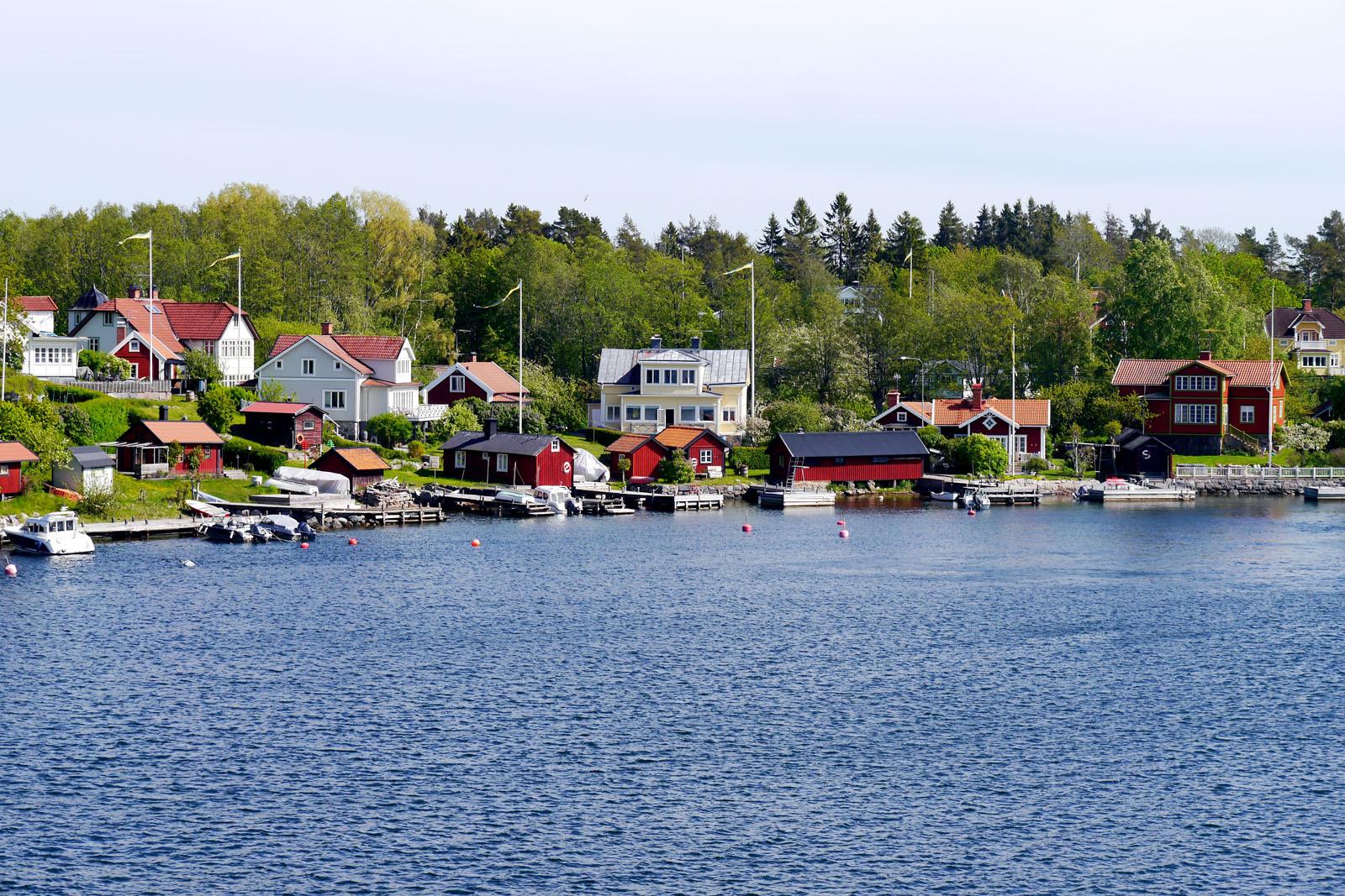 Stockholmer Schaerengarten-Schweden