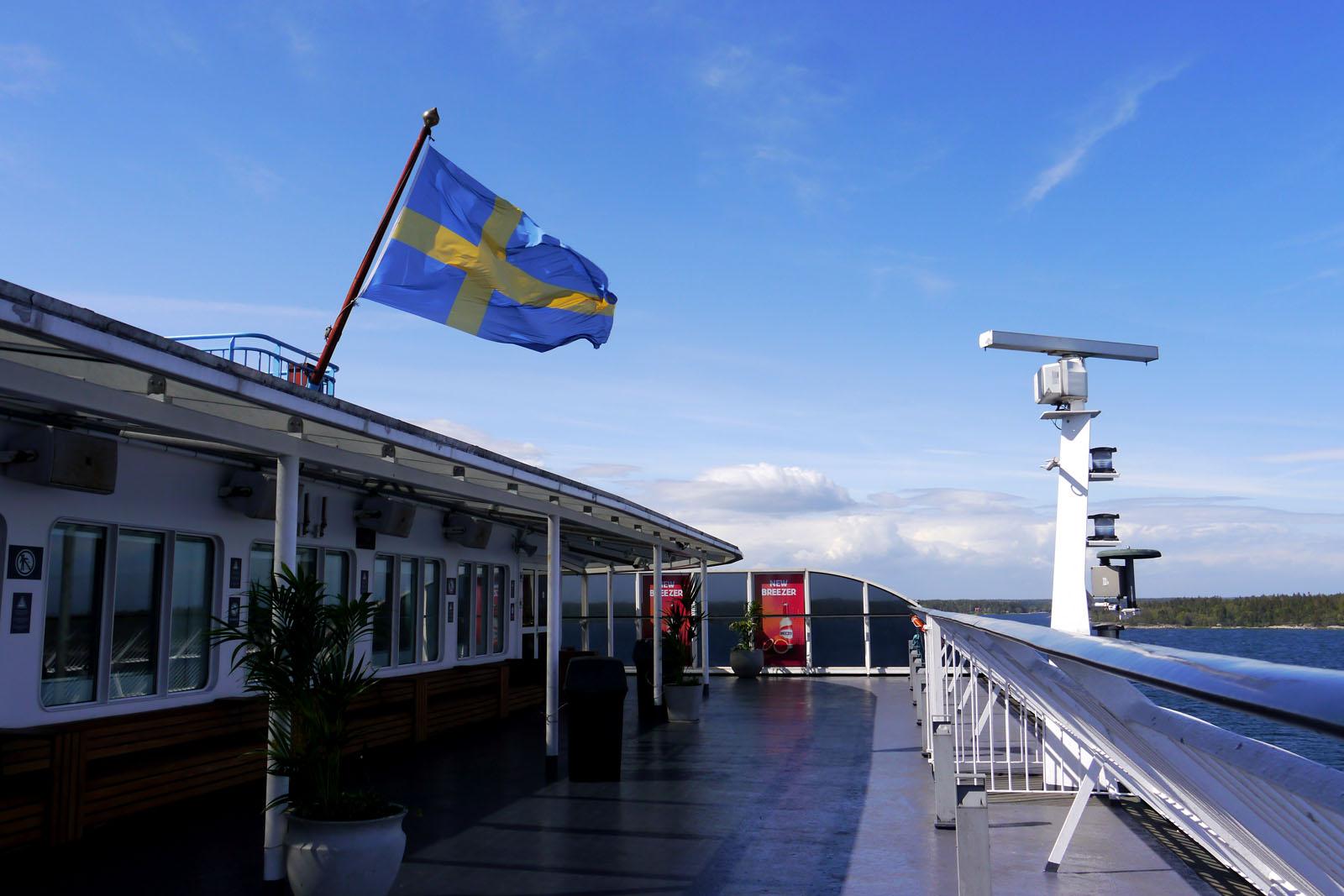 Tallink Silja-Galaxy Silja-Stockholmer Schaerengarten