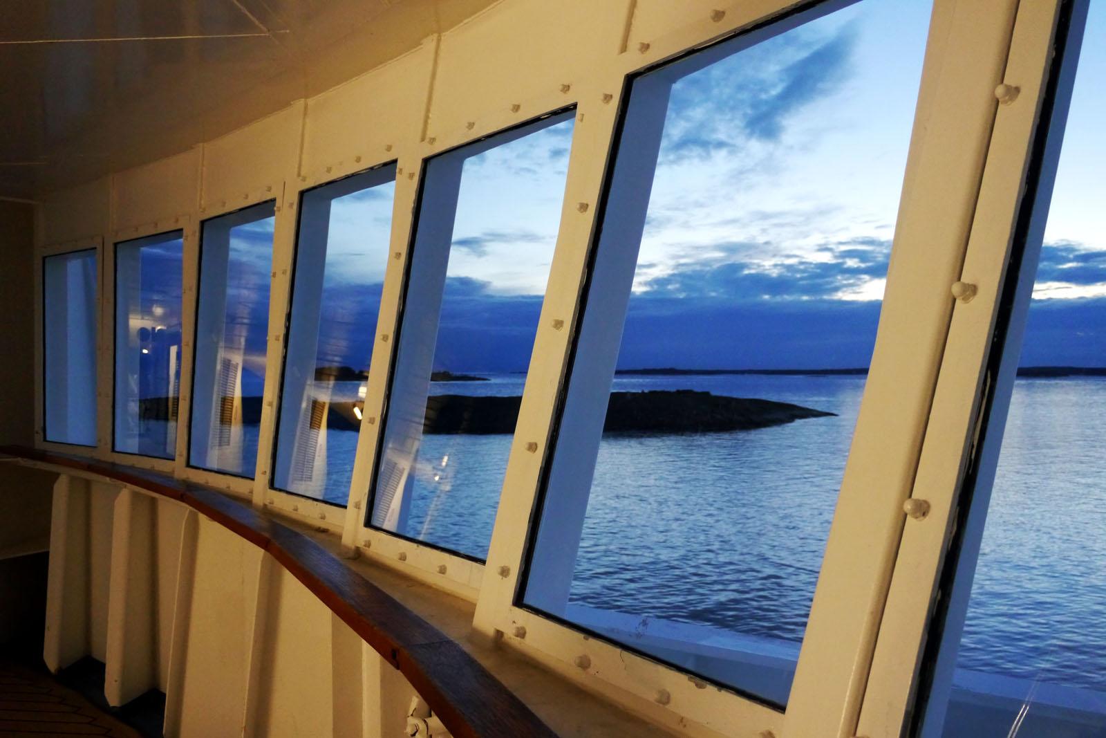 Tallink Silja Line-Silja Serenade-Aland Inseln-Ostsee