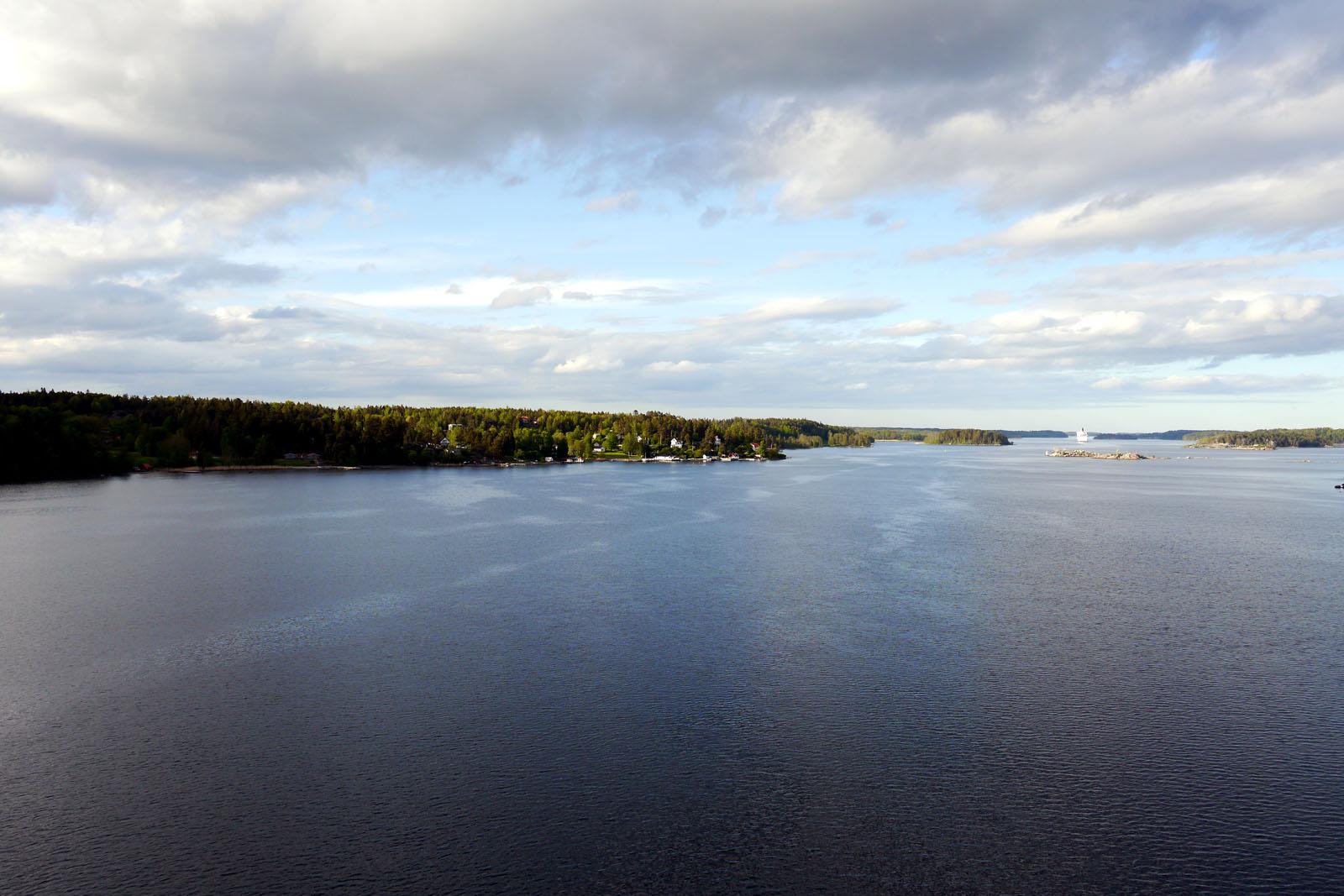Tallink Silja Line-Silja Serenade-Stockholmer Schaerengarten-Schweden