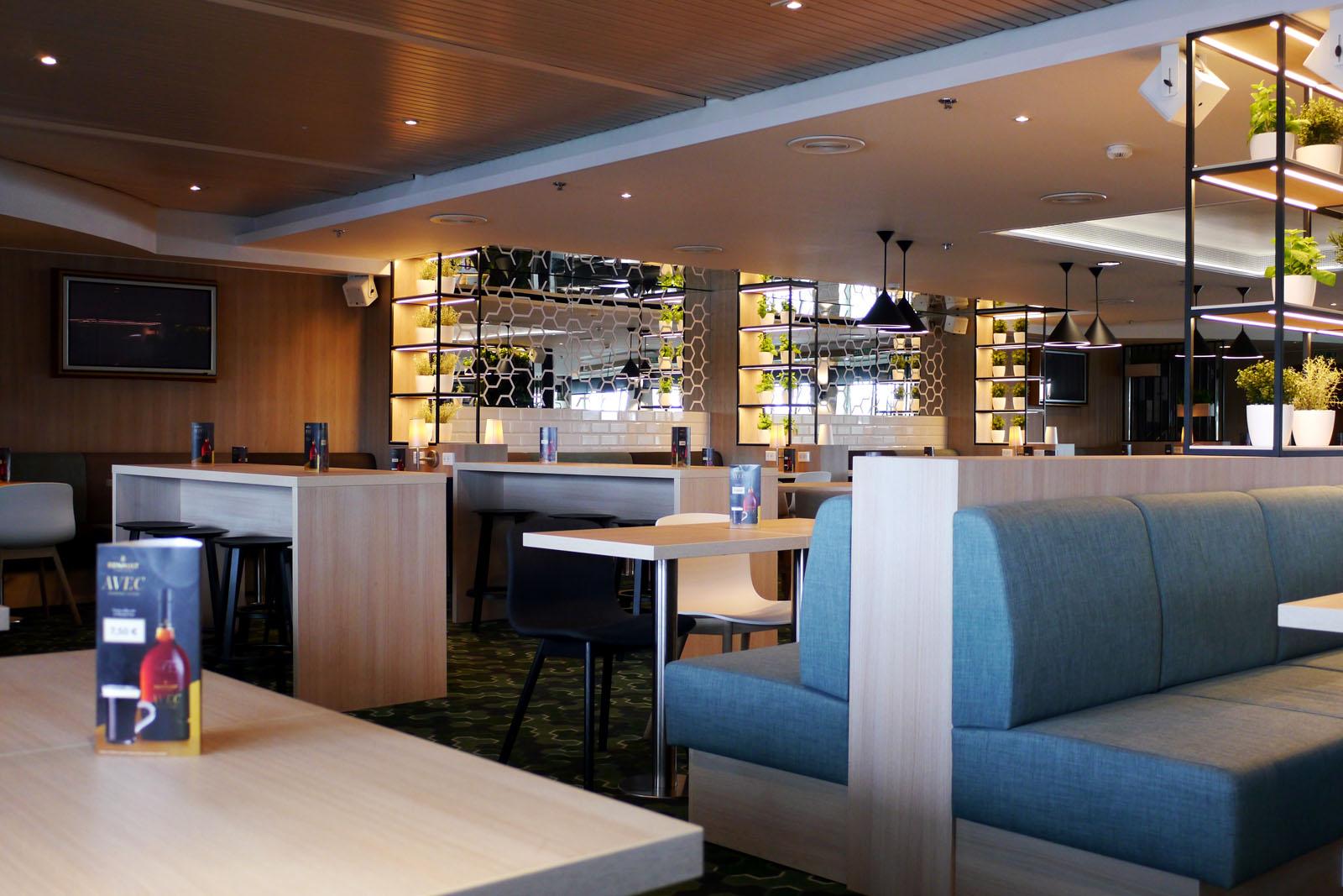 Tallink Silja-Silja Galaxy-Fast Lane Restaurant