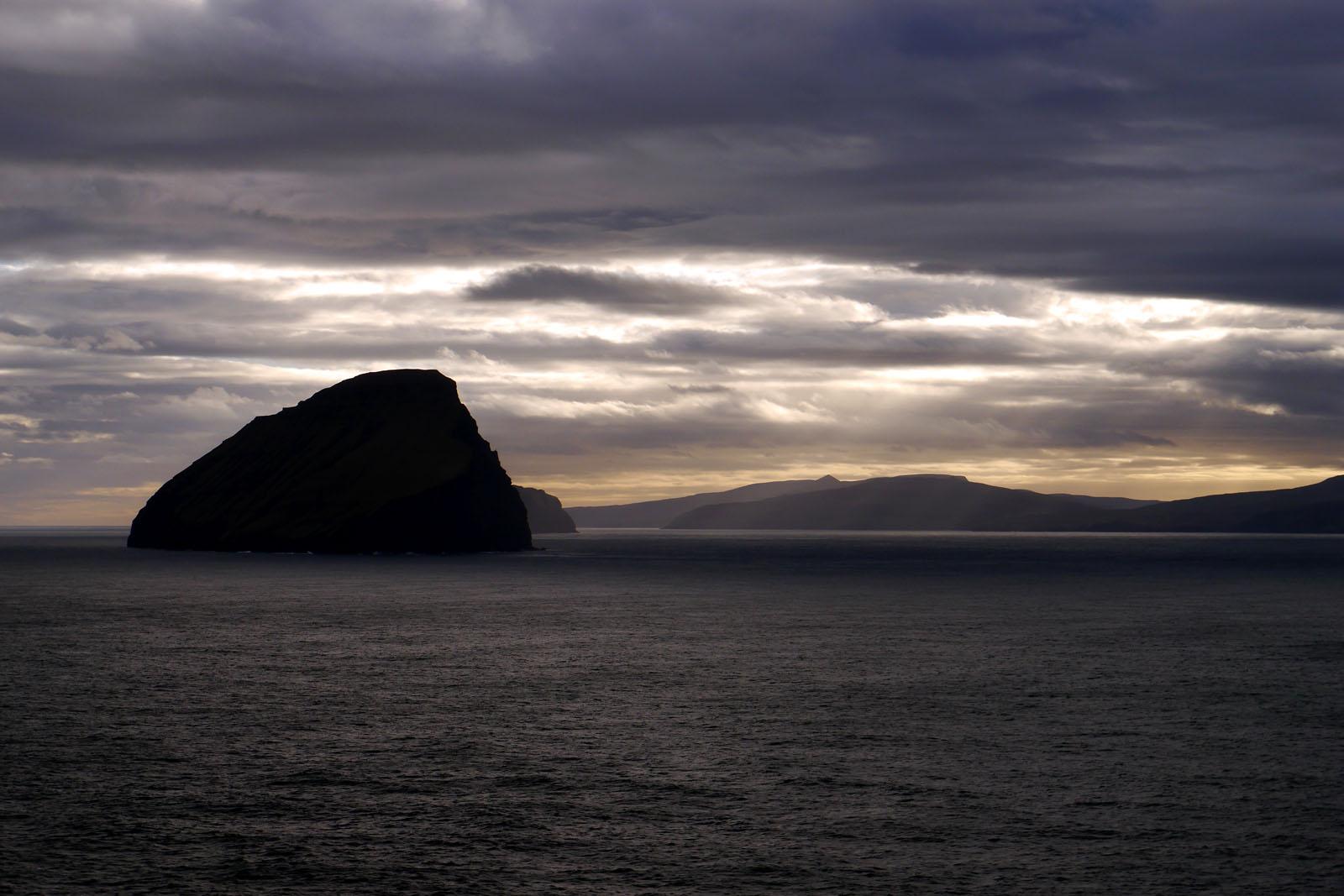 Faroer Inseln-Koltur-Atlantik