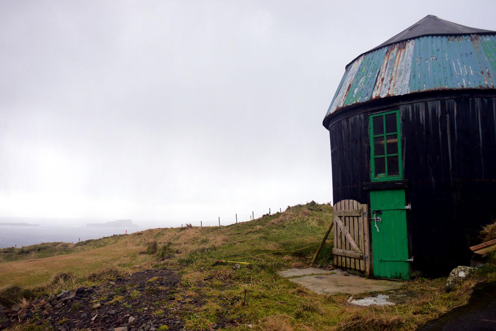 Gasadalur-Vagar-Faroer Inseln