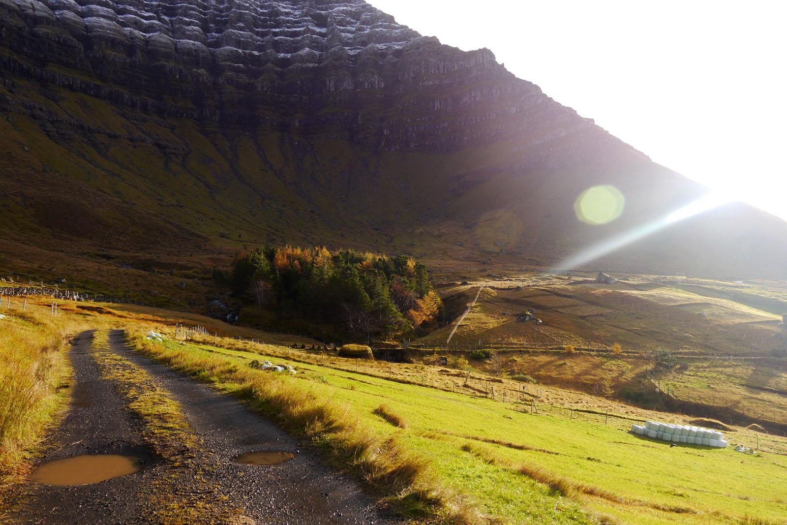 Kunoy-Faroer Inseln-Berge-Vidarlundin-2