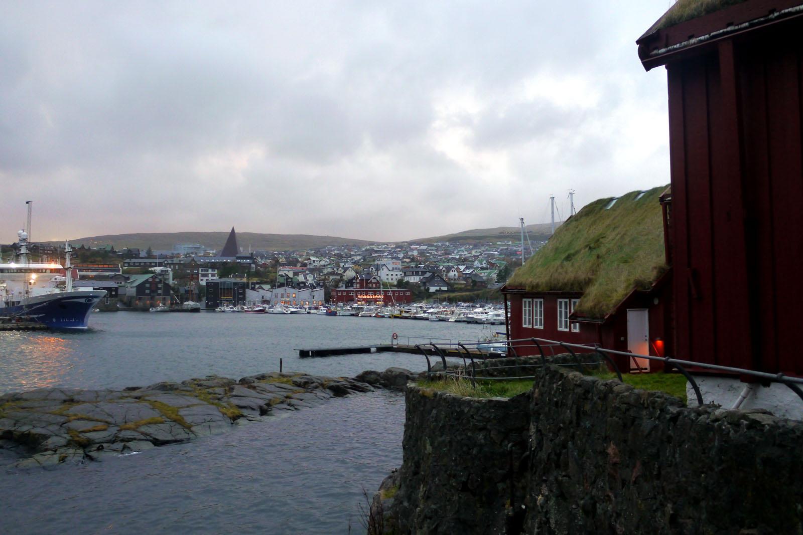 Torshavn-Faroer Inseln-2