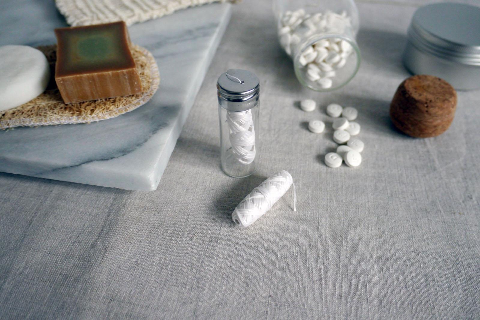 Plastikfreies Handgepäck: Kosmetik